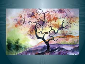 Watercolor Art Powerpoint