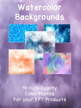 Backgrounds Watercolor