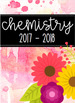Watercolor Binder Covers - Editable