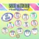 Watercolor Birthday Charts