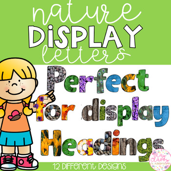 Nature Bulletin Board Letters