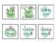 Watercolor Cactus Theme Calendar-ENGLISH