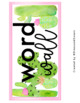 Watercolor Cactus Word Wall Headers