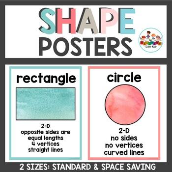 Watercolor Class Decor Bundle
