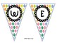 Watercolor Classroom Banners