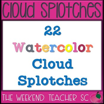 Watercolor Cloud Splotches (22)