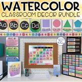 Watercolor Decor Bundle