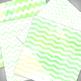 Watercolor Digital Paper Pack Mega Bundle - 12x12 - High Resolution .JPGs