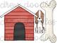 Watercolor Dogs Digital Clip Art Set