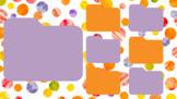 Watercolor Dots Folder Computer Organizer Desktop Wallpaper and Screensaver