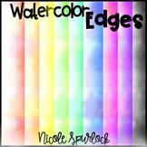 Watercolor Edges