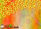 Watercolor Floral Paper Border Decorative Digital Papers