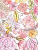 Watercolor Flower Stationary