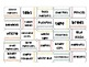 Watercolor & Gold Toolbox Organizer Supply Labels (200 Labels with 22 Editables)