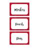 Watercolor Labels {Pre-Made & EDITABLE!}