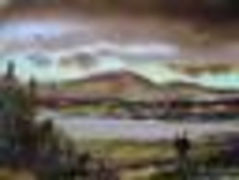 Watercolor Landscape by Frank Clarke Simply Painting