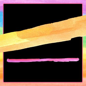 Watercolor Lines / Dividers Clip Art Set