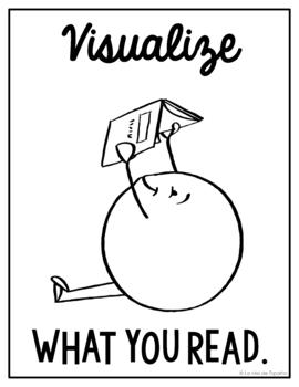 Dot Dudes Theme Spanish Reading Posters