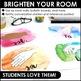 Watercolor Music Decor BUNDLE! {Posters, Symbols, Instruments, Rules, & More!}