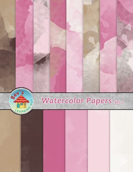 Backgrounds [Watercolor Papers 5]