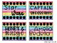 Watercolor Rainbow Library Labels