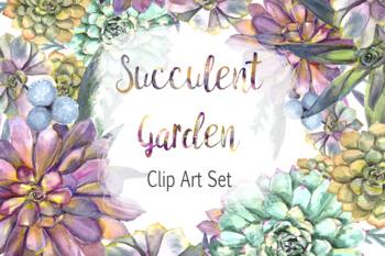 Greenhouse Plants Watercolor Garden Clipart Dirt Watercolor Gardening Download Bugs Spade Instant Download Seeds Pots