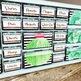 Watercolor Succulent and Cactus Teacher Toolbox Labels -Editable