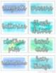 Watercolor Teacher Toolbox Labels!