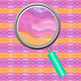 Watercolor Wavey Lines Backgrounds / Digital Papers Clip Art Set Commercial Use