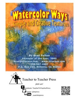 Watercolor Ways: Simple and Creative Textures