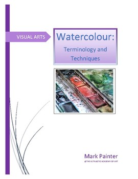 Watercolour: Terminology and Techniques