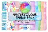 Watercolour Theme Pack