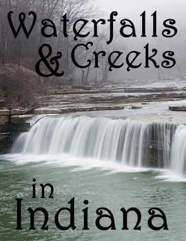 Waterfalls in Indiana Study Guide