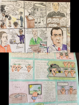 Watergate Cartoon