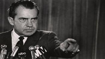"Watergate Slideshow: ""We Interrupt this Broadcast"""