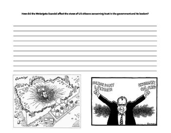 Watergate Storyboard