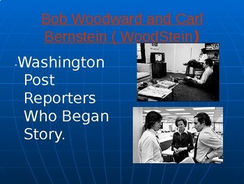 Watergate-The Greatest American Political Scandal