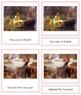 Waterhouse (John William) 3-Part Art Cards - Color Borders