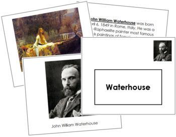 Waterhouse (John William) Art Book