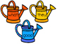 Watering Sight Words- A Sight Word Freebie