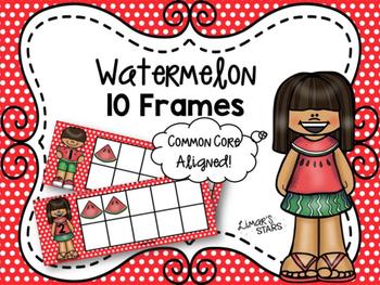 Watermelon 10 Frames