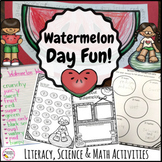 Watermelon Day Activities for K-2