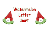 Watermelon Alphabet Sort