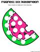 Watermelon Cookie Tray Activities