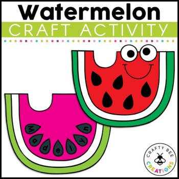 Watermelon Cut and Paste