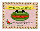 Watermelon Day Activities