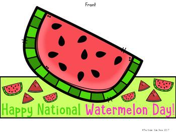 Watermelon Hat - Watermelon Crown