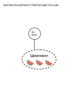 Watermelon Day Math & Language Arts Activites