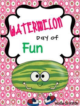 Watermelon Day of Fun