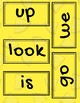 Watermelon Dolch Pre-Primer High Frequency Words for Word Wall